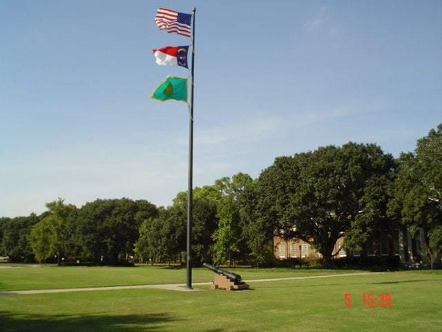 North Carolina si Washington DC - wrightsville beach flag