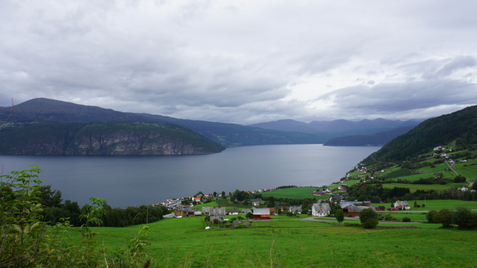 Norvegia - sognefjord