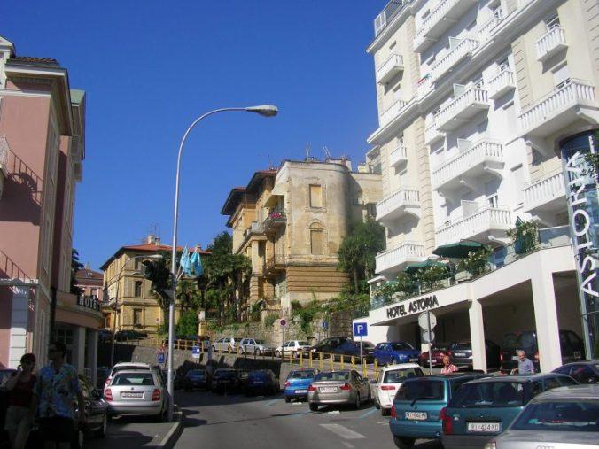 Opatija - streets