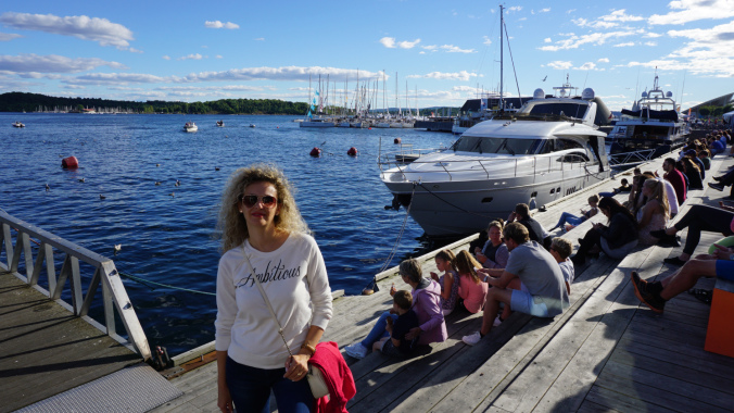 Oslo - aker brygge1