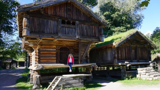 Oslo - folk museum