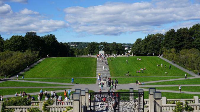 Oslo - vigeland park1