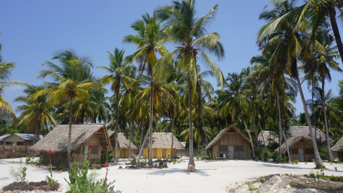 Paje - resort
