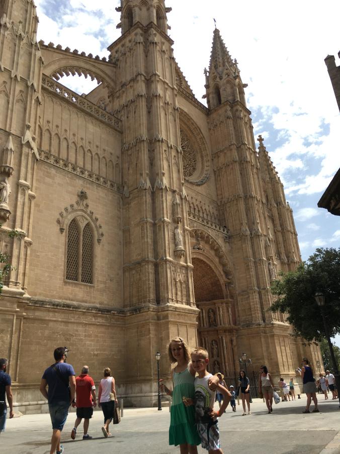 Palma de Mallorca - la seu cathedral1
