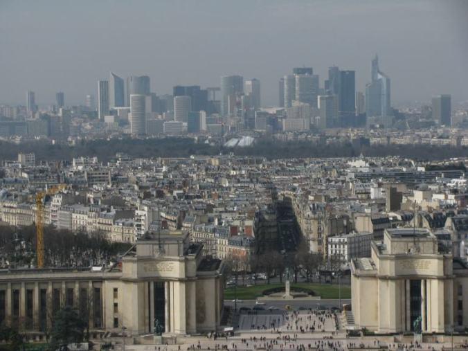 Paris - panoramic