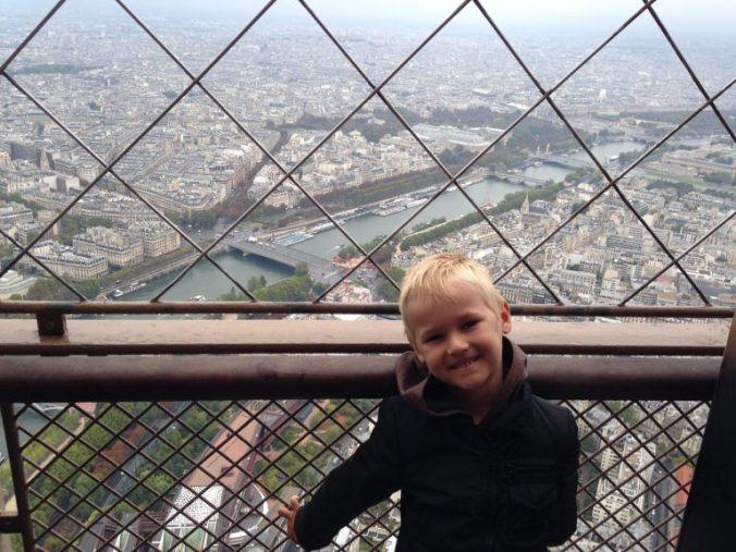 Paris - tour eiffel 1