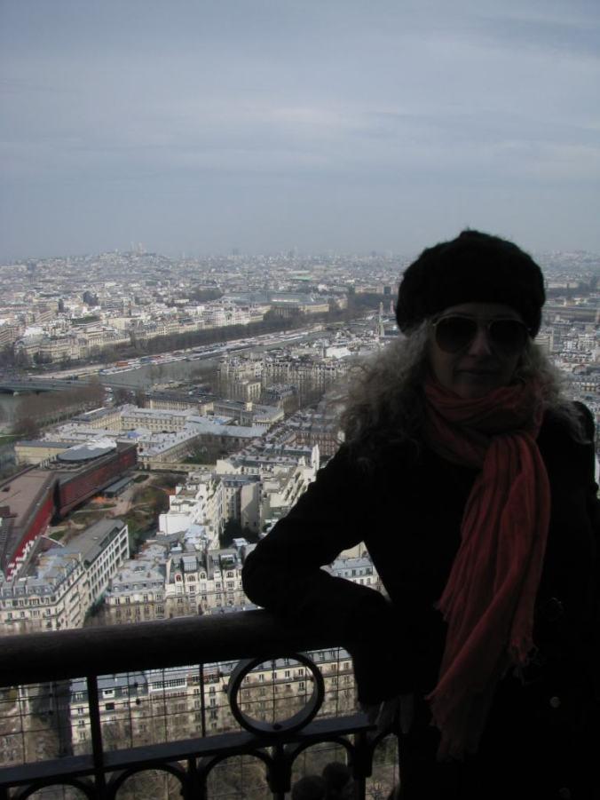 Paris - tour eiffel 2