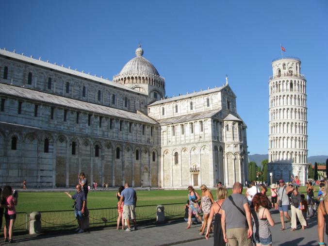 Pisa - tower