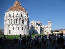 Pisa - view