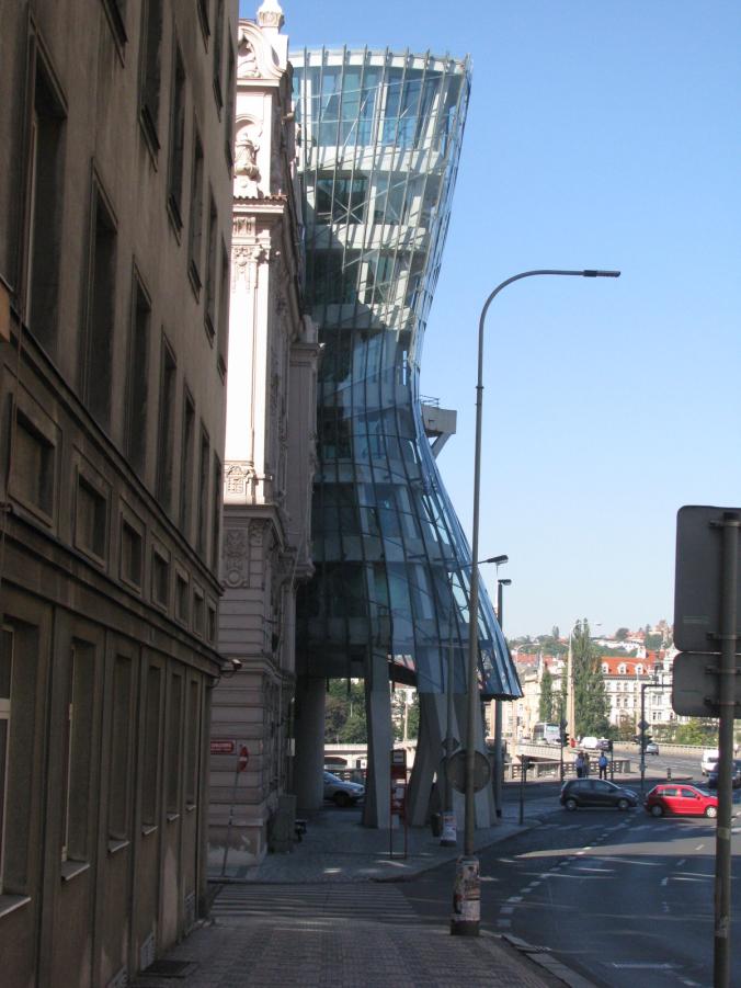 Praga - dancing house