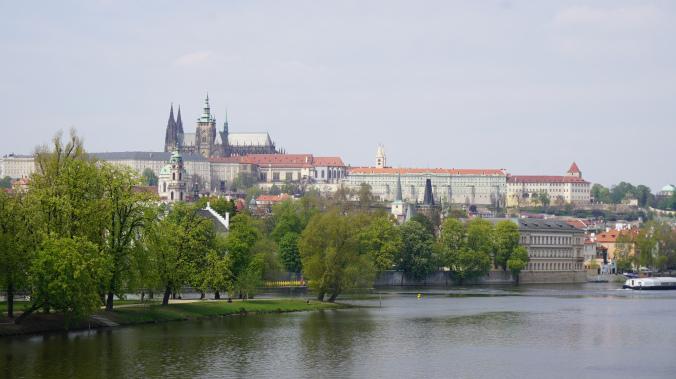 Praga - view
