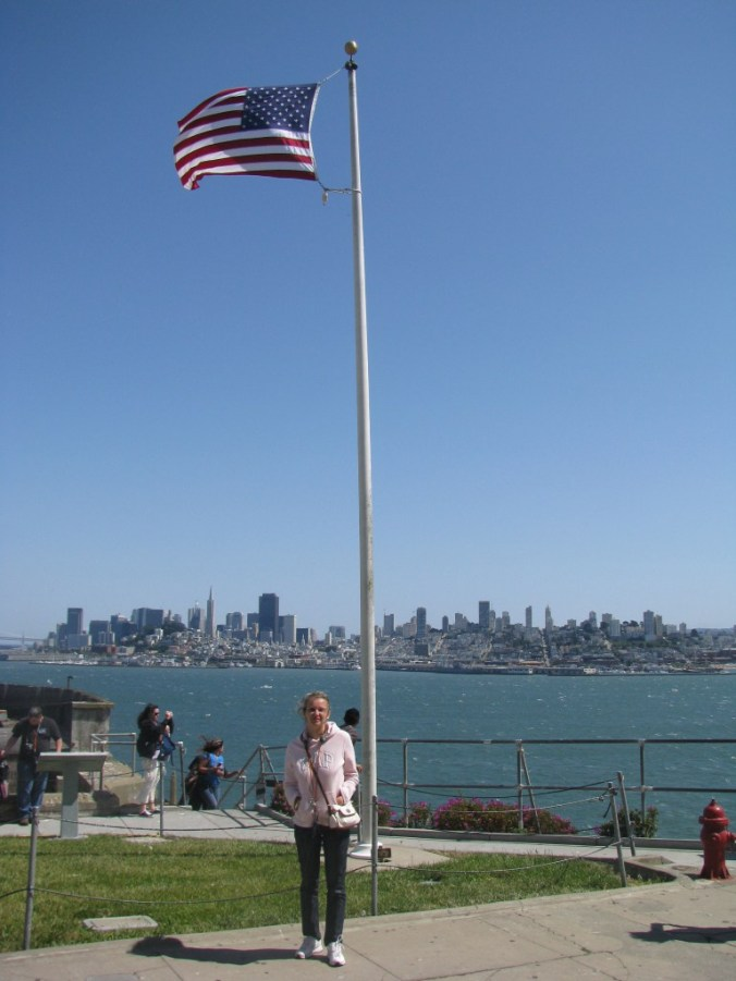 San Francisco - alcatraz SF view