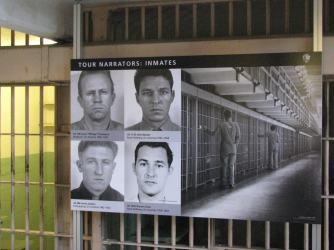 San Francisco - alcatraz inmates