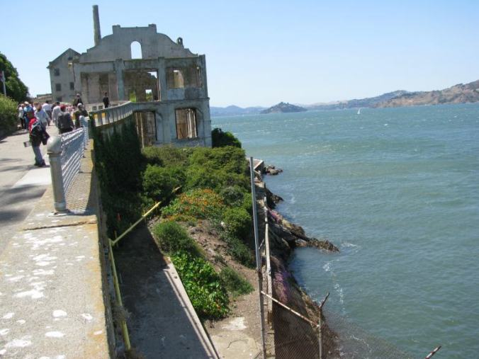 San Francisco - alcatraz stop
