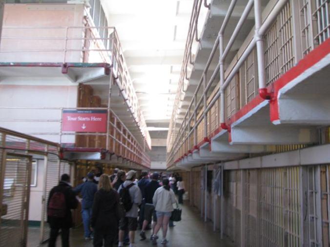 San Francisco - alcatraz tour