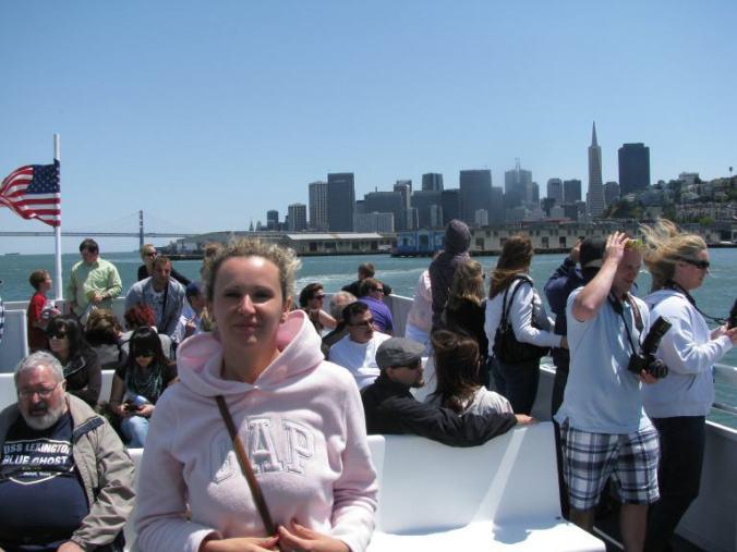 San Francisco - boat