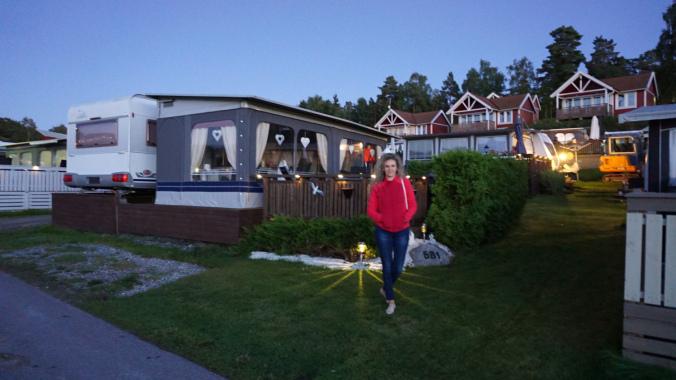 Scandinavia - campers