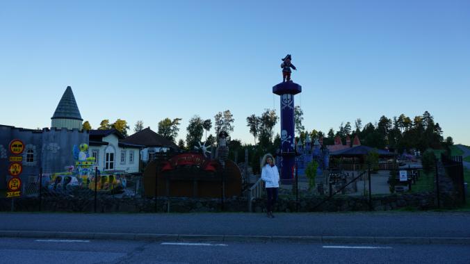 Scandinavia - park