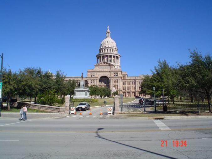 Texas - capitol