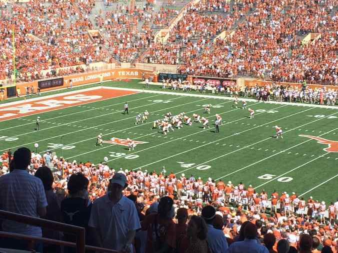 Texas - college football
