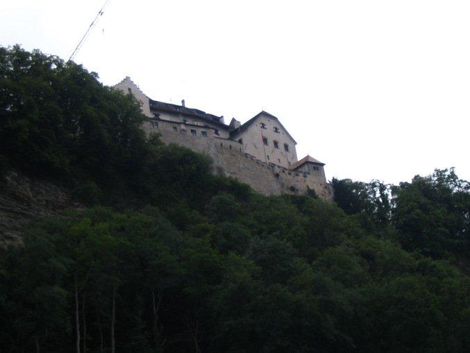 Vaduz Liechtenstein - castle