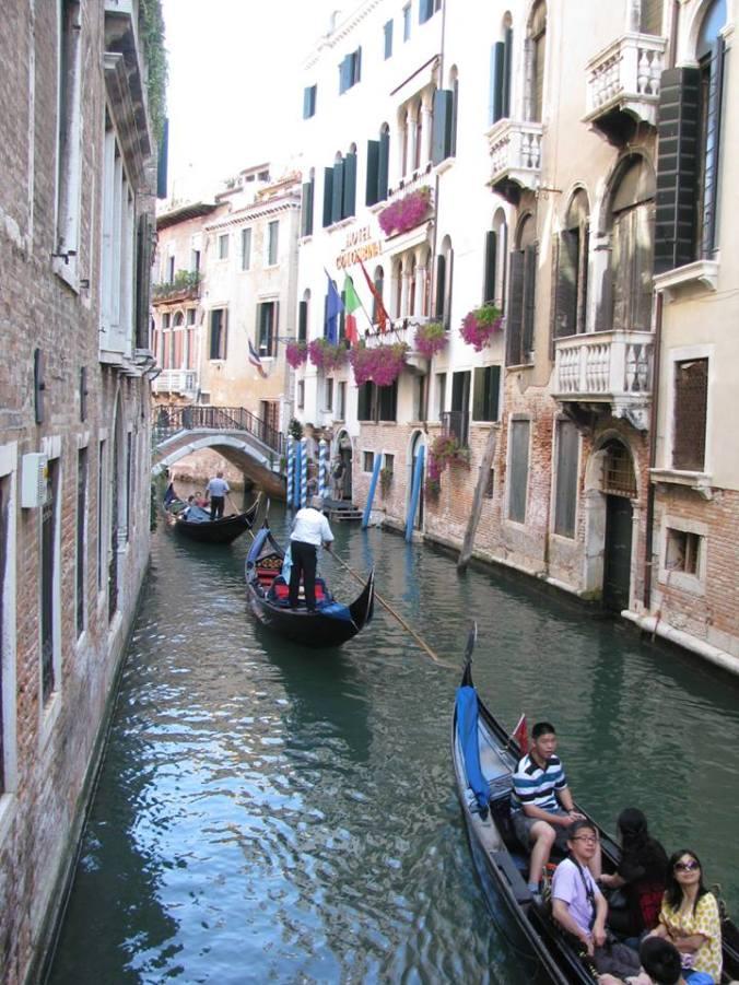 Venetia - canal