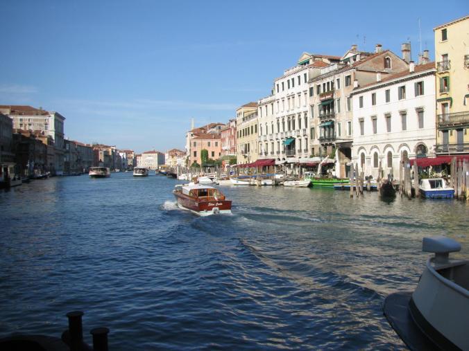 Venetia - grand canal