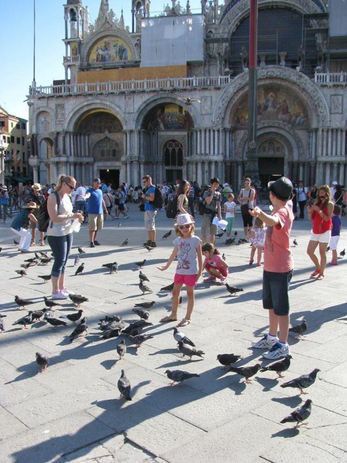 Venetia - san marco square
