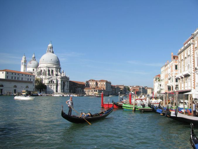 Venetia - tour