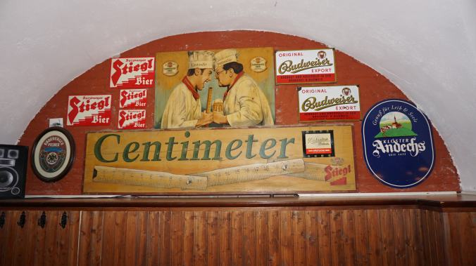 Viena - centimeter
