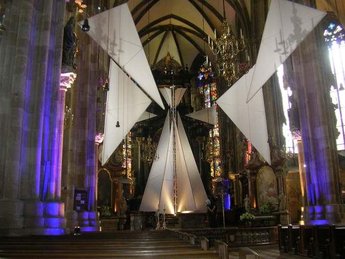 Viena - stephanplatz cathedral