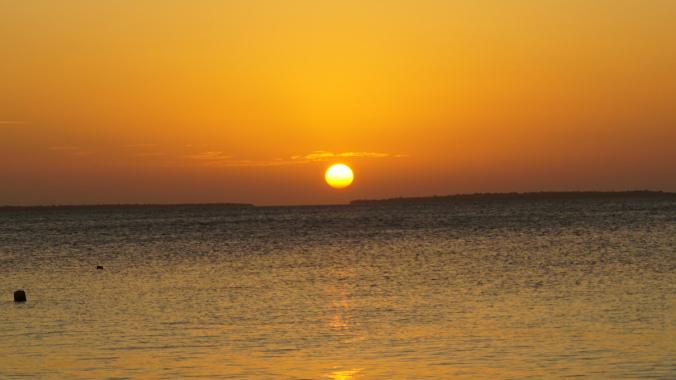 Zanzibar Tanzania - nungwi sunset1