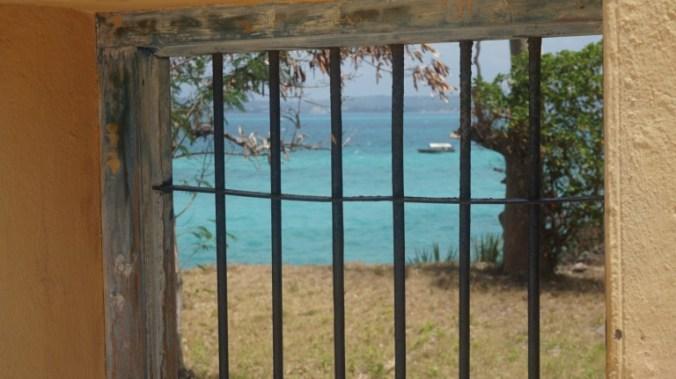 Zanzibar - prison island view