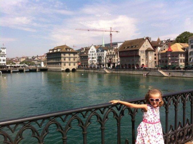 Zurich - bridge
