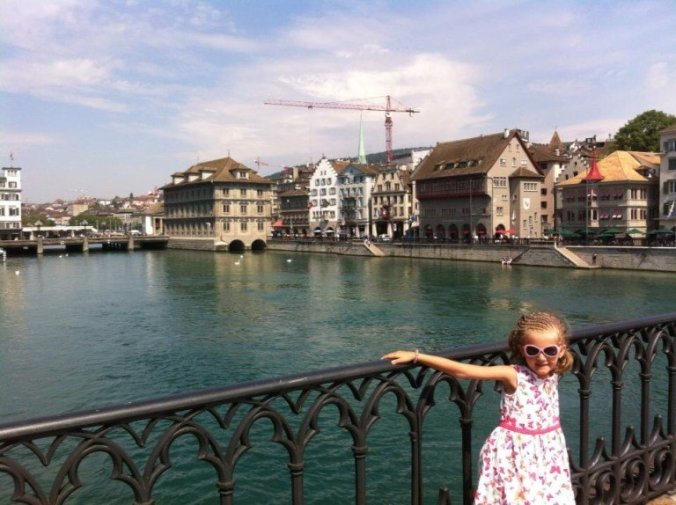 Zurich - bridge