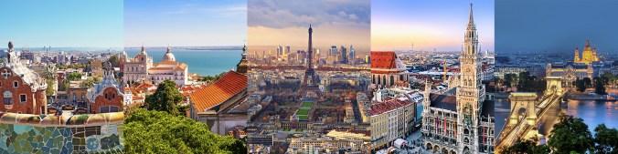 city breaks - options