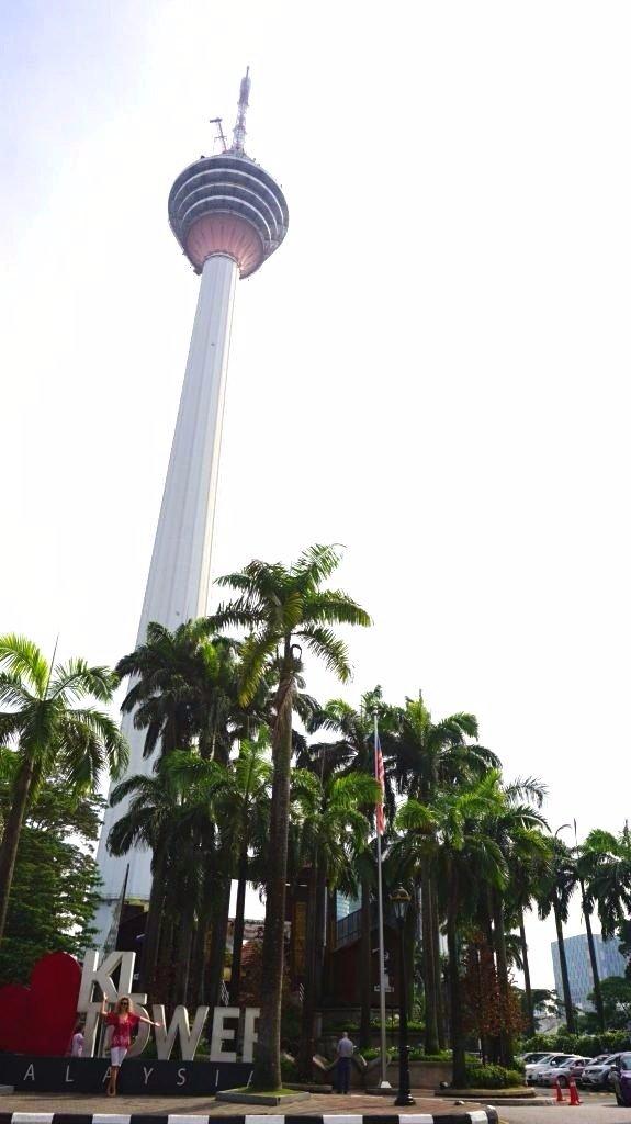 Kuala Lumpur - kl towers