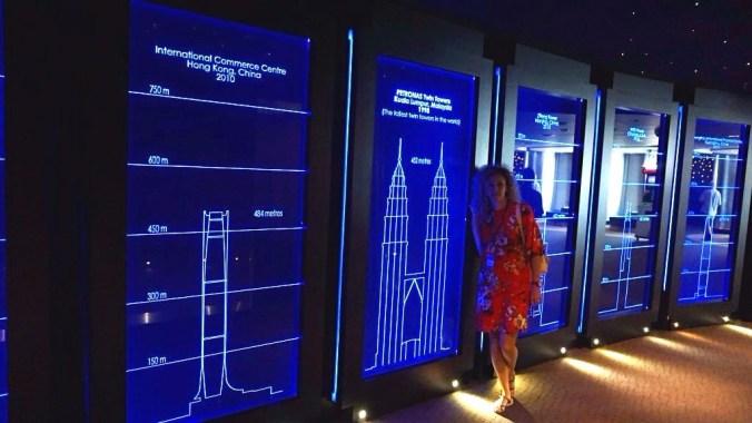 Kuala Lumpur - petronas towers floor 81