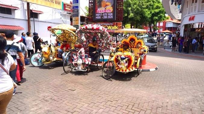 Malacca - bikes