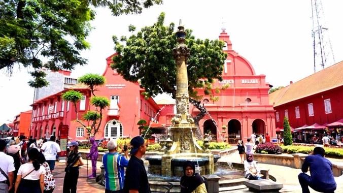 Malacca - building