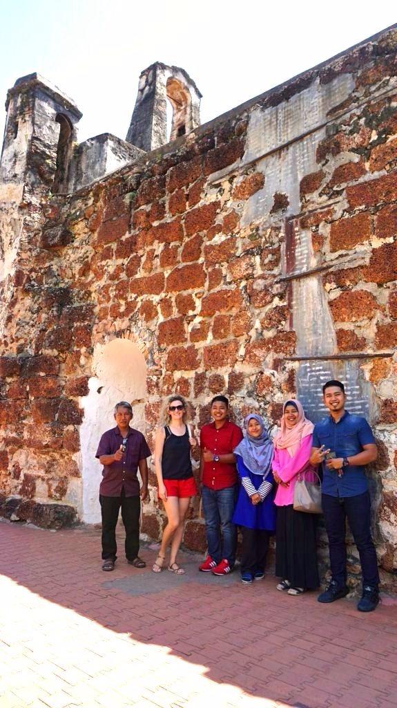 Malacca - locals