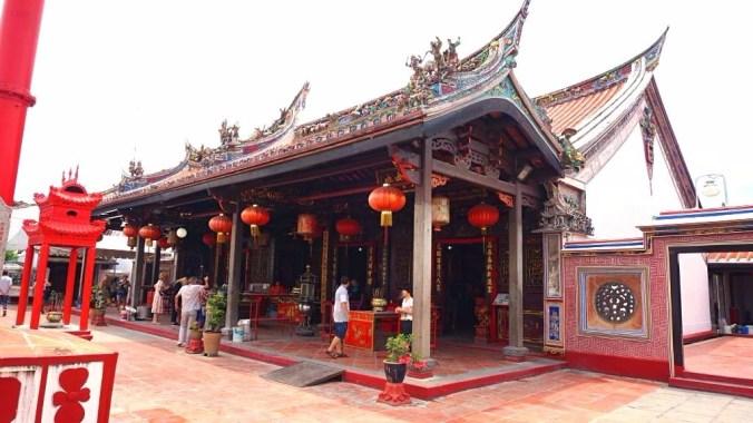 Malacca - temple