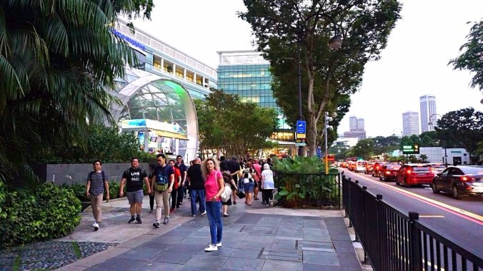 Singapore - Orchard street