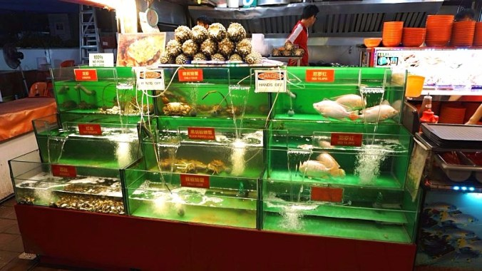 Singapore - street food1