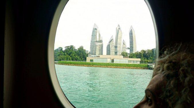 Indonezia - ferry
