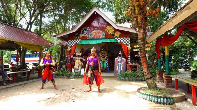 Indonezia - show