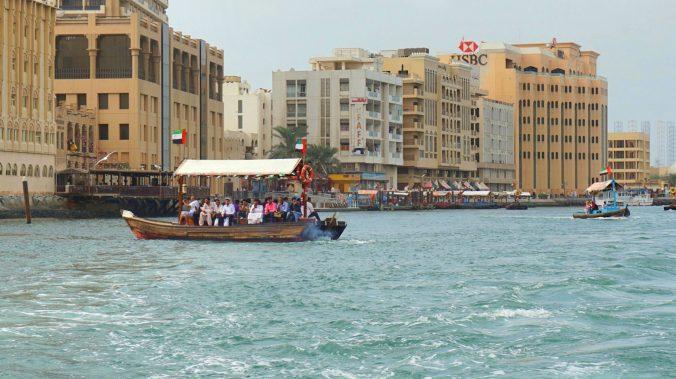 Dubai - abra