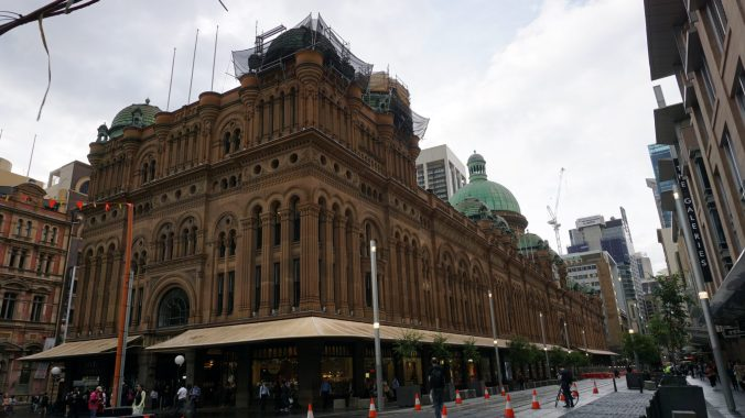 Sydney - Queen Victoria