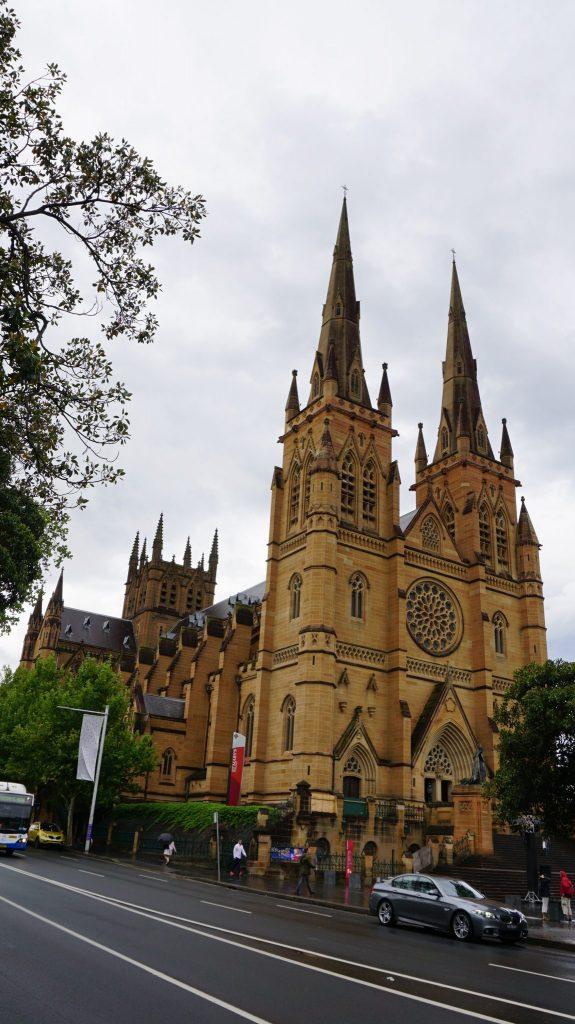 Sydney - St. Mary