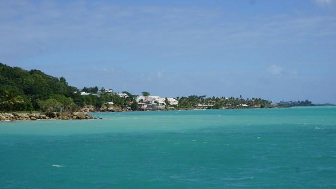 Guadeloupe - ocean